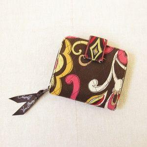 Vera Bradley • Puccini Wallet